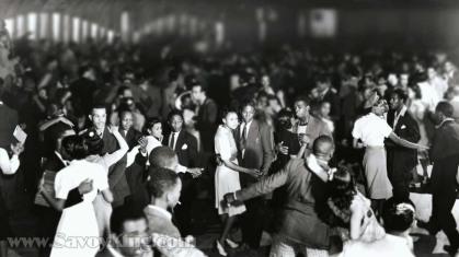 Savoy Ballroom NYC